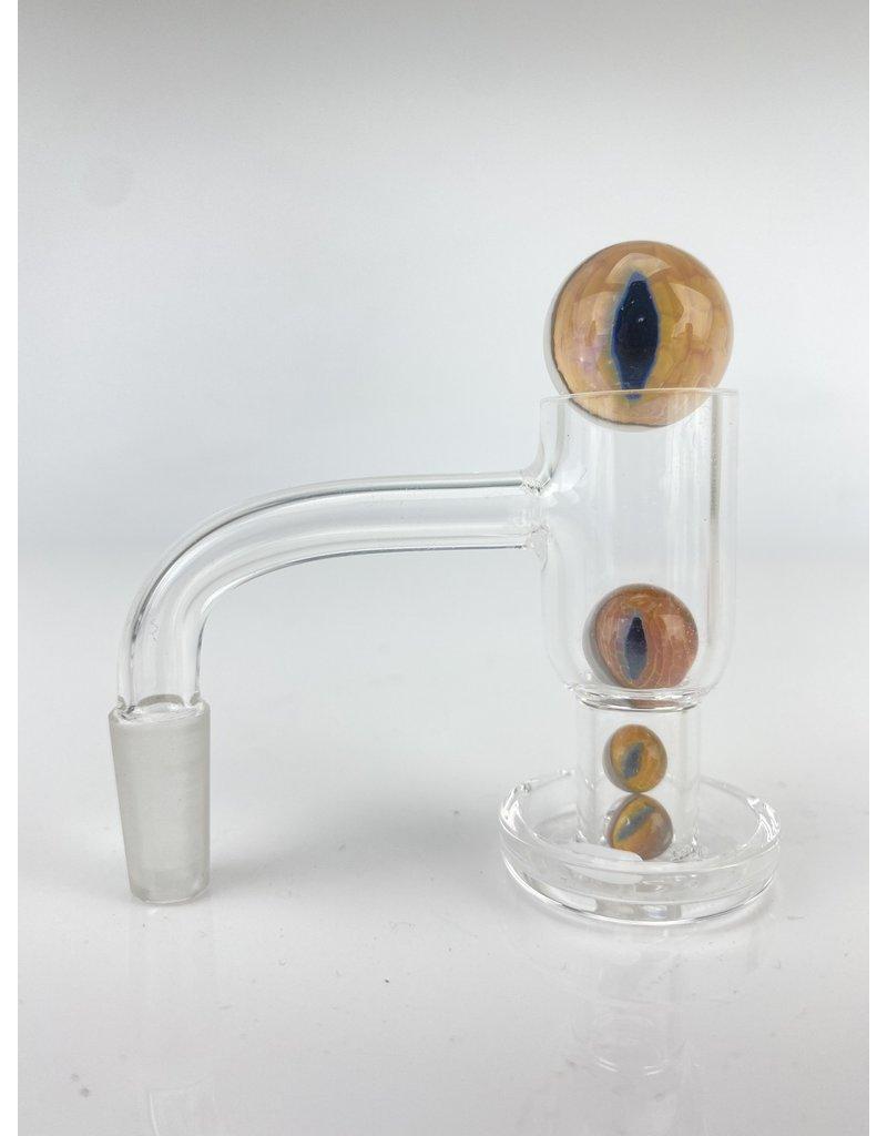 Matt Vision Glass: Eye Slurper Set