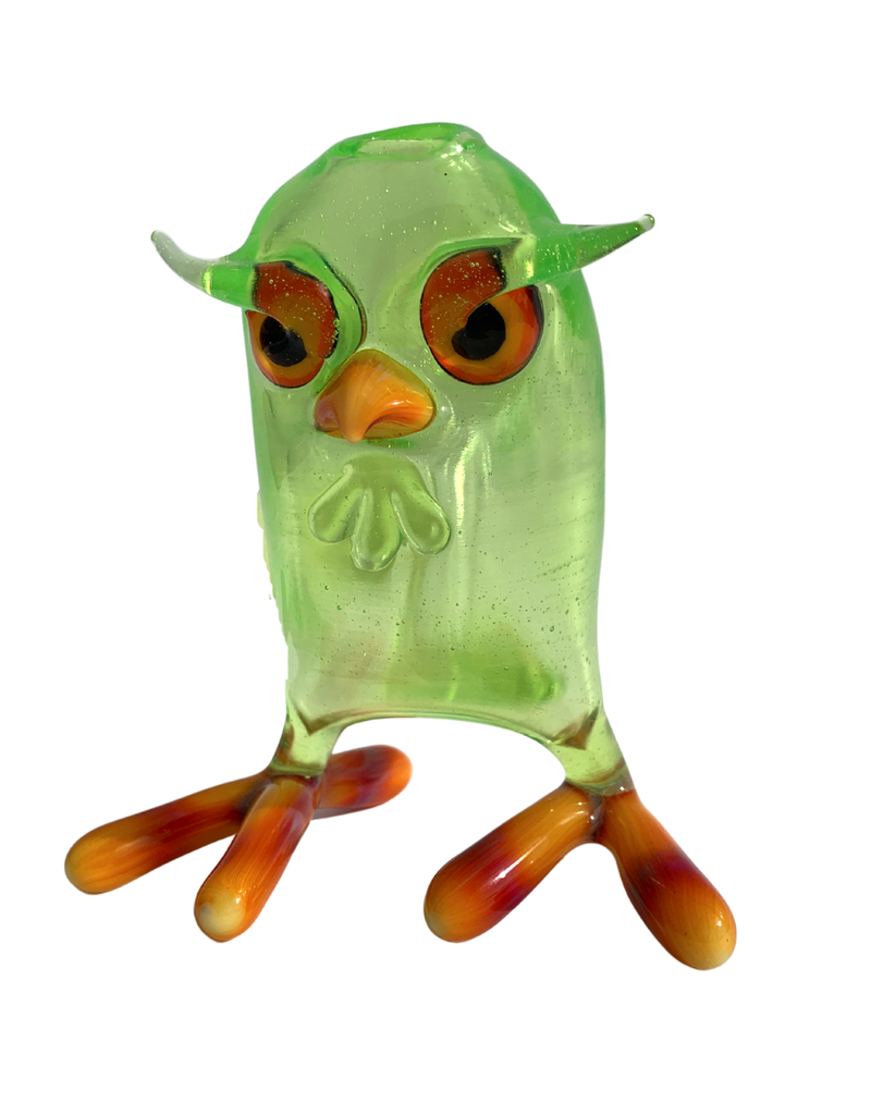 SHACKMAN9: 14MM FEMALE SUBLIME OWL RIG - ONLINE @WADS