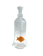 SILVERFOX1: FISH IN A BAG ORANGE - ONLINE @WADS