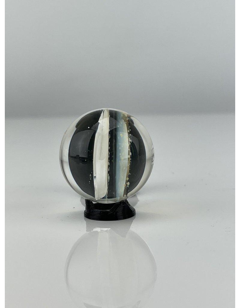 Quest Glass Quest X Haaps Marble: White Fume