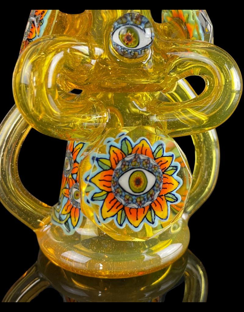 BMFT Show: Chernobyl Sun Flower Tetrapod