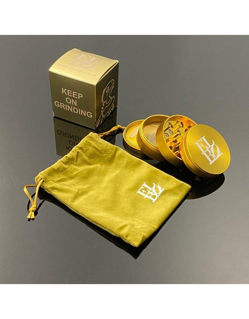 Elbo Grinder: Medium Gold
