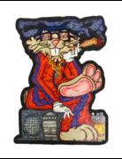 Vincent Gordon Moodmat: Boombox Bunny Mat