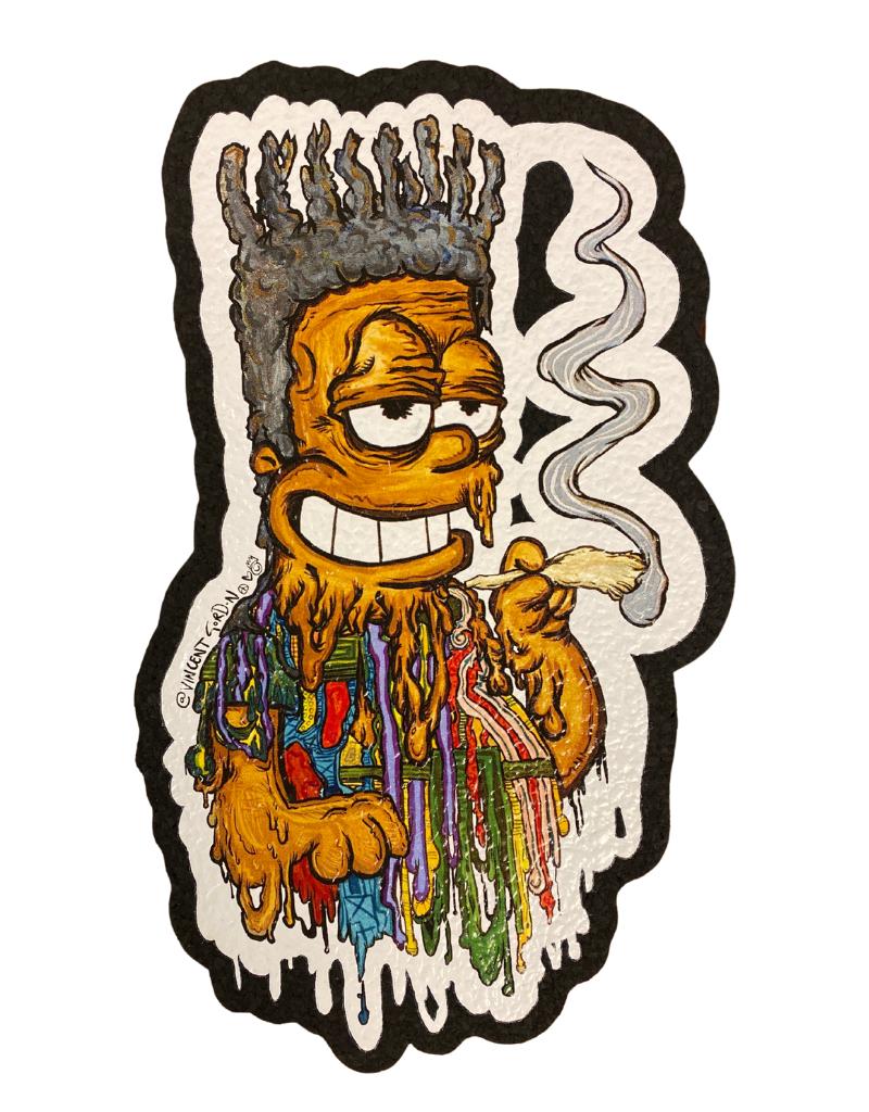 Vincent Gordon Moodmat: Black Bart