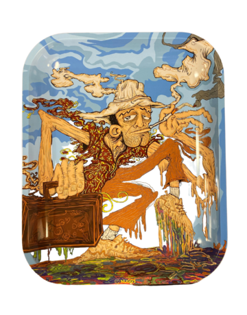 Vincent Gordon Rolling Tray: Melty Tech Gonzo