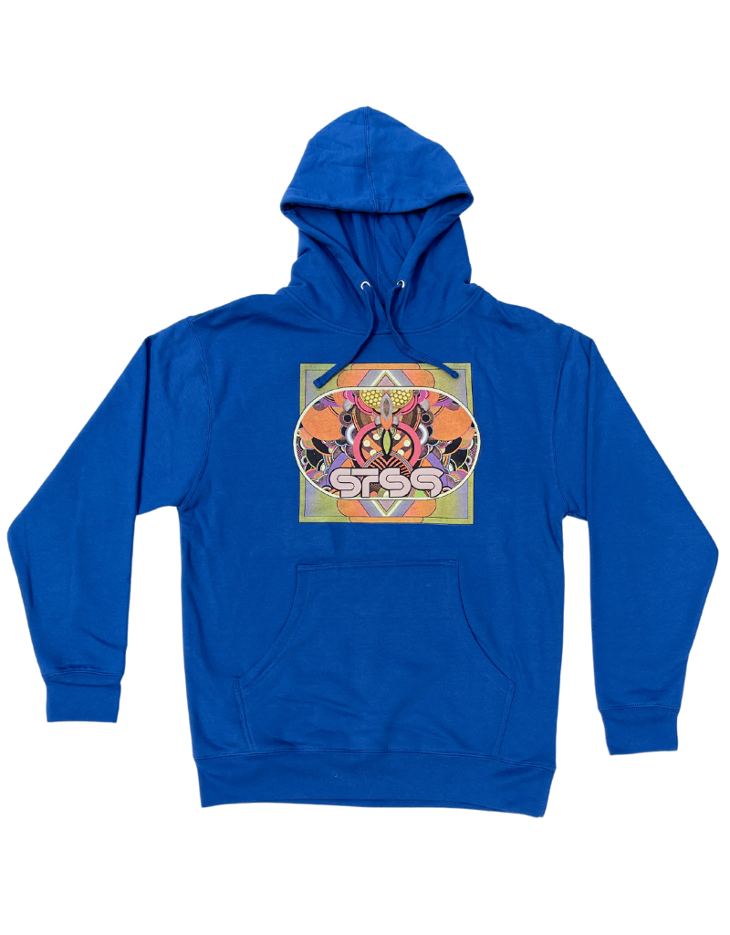 STS9 YAMABUSHI HOODIE BLUE