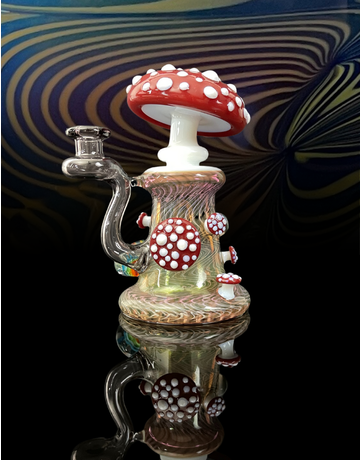F Time F Time Pop Up: Snic Fumed Mushroom Collab
