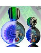 Global Glassworks X STS9: Pendant Multicolor