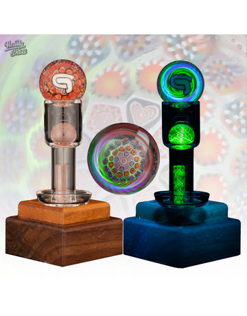 Global Glassworks X STS9: Slurper Set 1/9