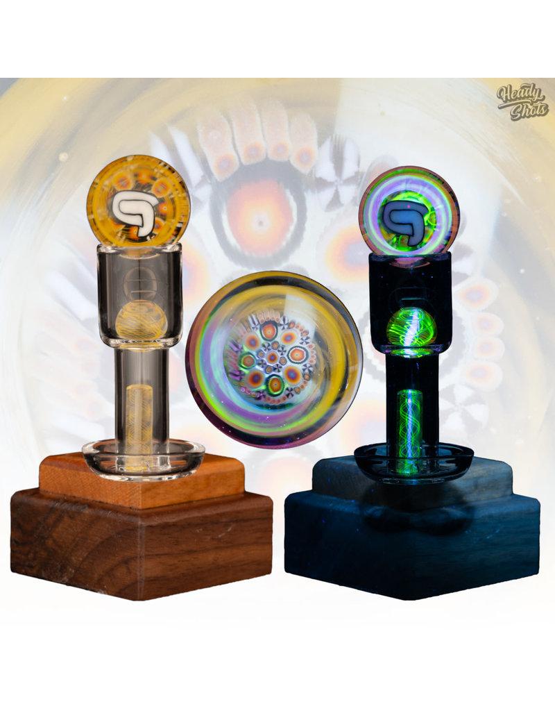 Global Glassworks X STS9: Slurper Set 3/9