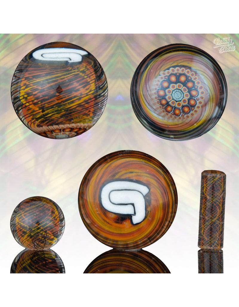 Global Glassworks X STS9: Slurper Set 7/9
