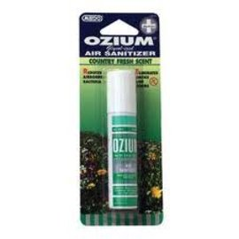 Ozium IN3037F: OZIUM COUNTRY 0.8OZ  - AIR SANITIZER