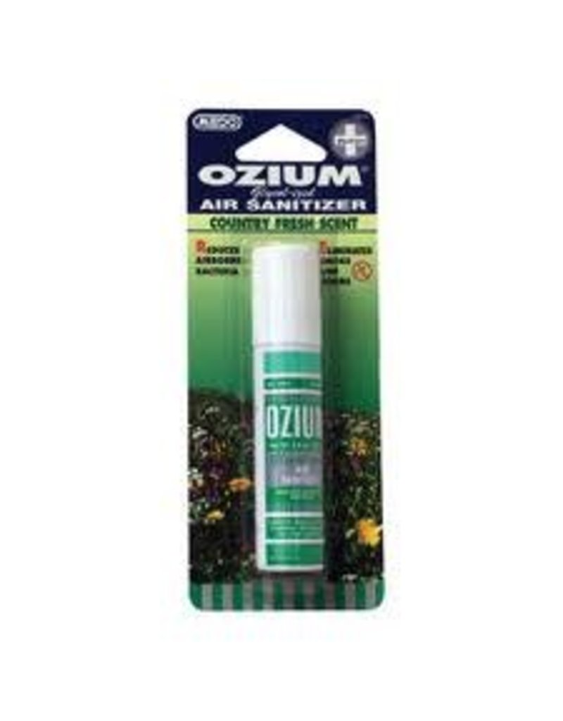 Ozium Ozium Country Fresh 0.8oz  - Air Sanitizer Spray