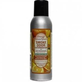 Smoke Odor Exterminator ORANGE-SPRAY: ORANGE LEMON - ROOM SPRAY
