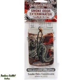 Smoke Odor Exterminator DRAGON-CARFRESH: DRAGONS BLOOD - CAR FRESHENER