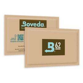 Boveda B62-60G: BOVEDA 62% 60 GRAM HUMIDITY CONTROL PACK