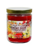 Smoke Odor Exterminator Apple Pumpkin - Smoke Odor Eliminator Candle