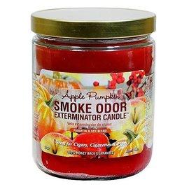 Smoke Odor Exterminator APPLEPUMP-CANDLE: APPLE PUMPKIN CANDLE