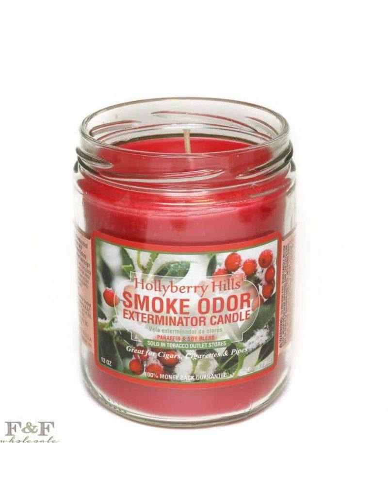 Smoke Odor Exterminator Hollyberry Hills - Smoke Odor Eliminator Candle