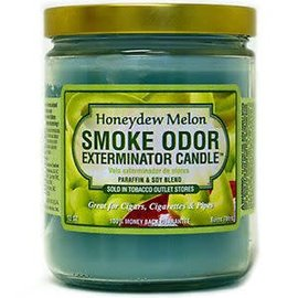 Smoke Odor Exterminator HONEYDEW-CANDLE: HONEYDEW CUCUMBER CANDLE
