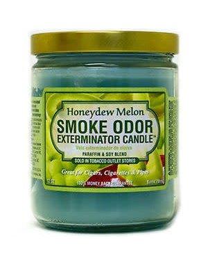 Smoke Odor Exterminator COOLCUCUMBER-CANDLE: COOL CUCUMBER CANDLE