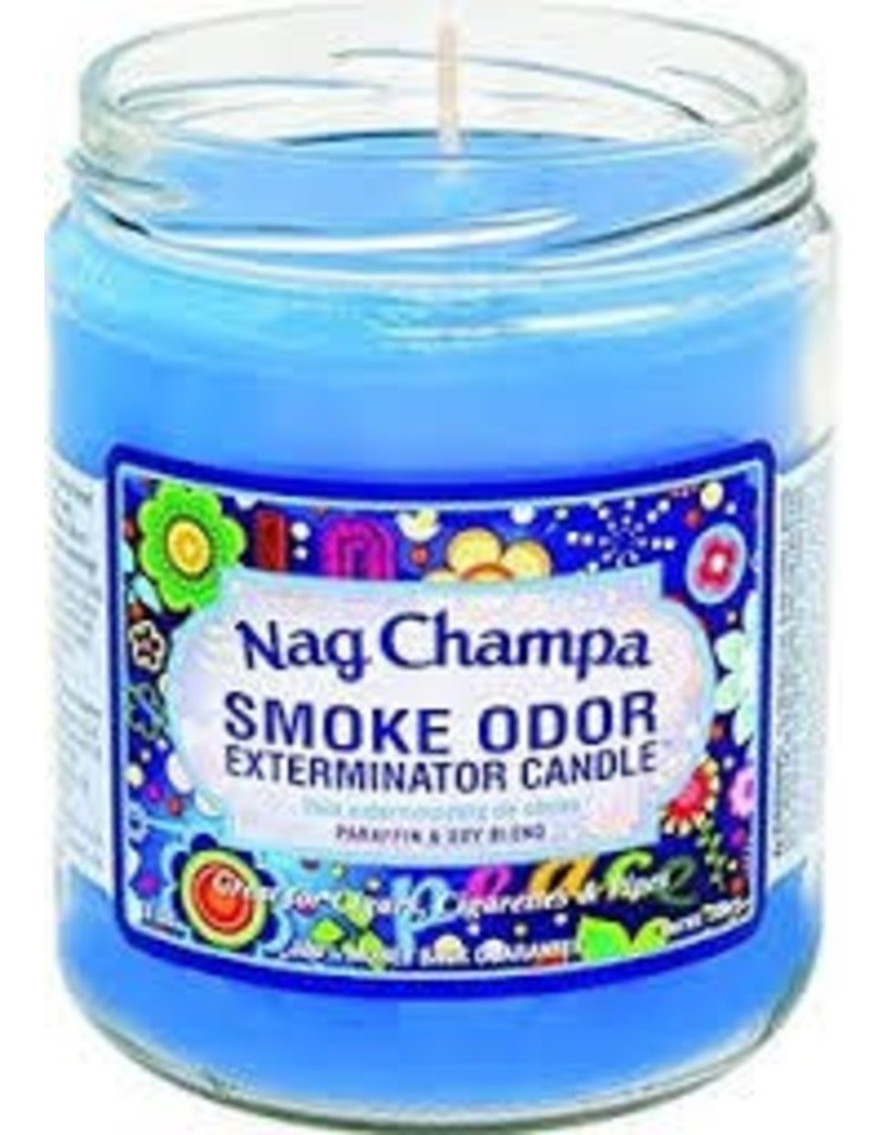 Smoke Odor Exterminator Nag Champa - Smoke Odor Eliminator Candle