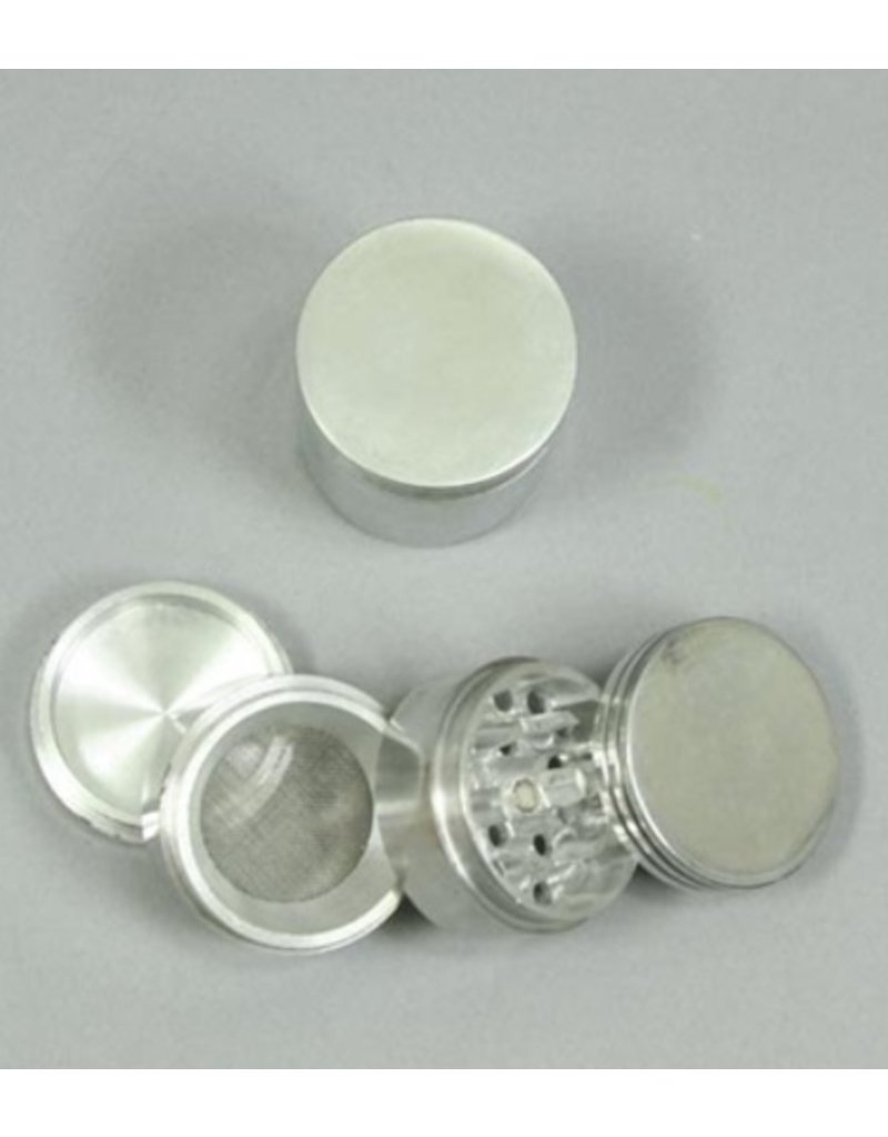 4 Piece 40mm Basic Metal Grinder With Magnet