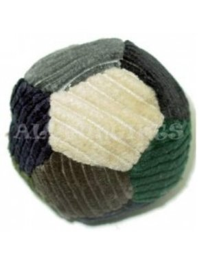 HS25: 12 PANEL CORD PATCHWORK HACKY