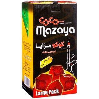 CocoMazaya Coco Mazaya Lite Hookah Coals - Large Box (96 Pieces)