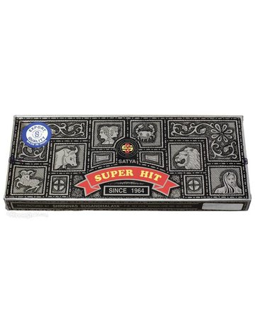 HIT100: SUPERHIT INCENSE - 100GM BOX