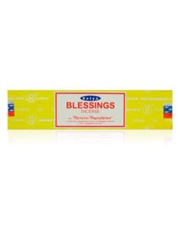 NAG15-BLESS: BLESSINGS NAG CHAMPA 15GM