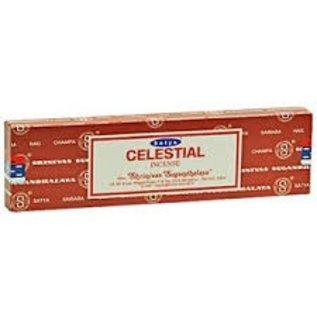 "Satya ""Celestial"" Incense - 15gm Box"