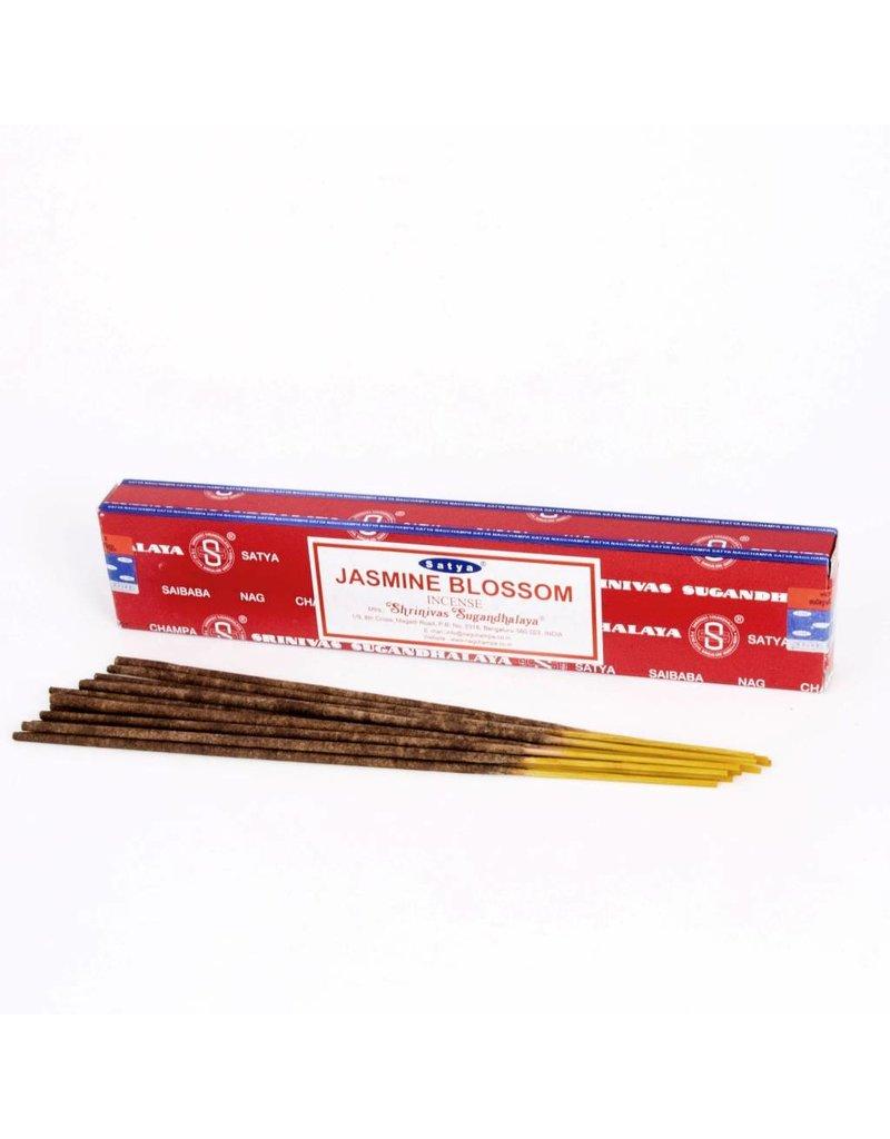 "Satya ""Jasmine"" Incense - 15gm Box"