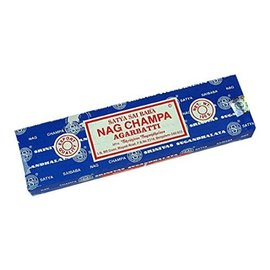 NAG100: NAG CHAMPA INCENSE - 100GM BOX