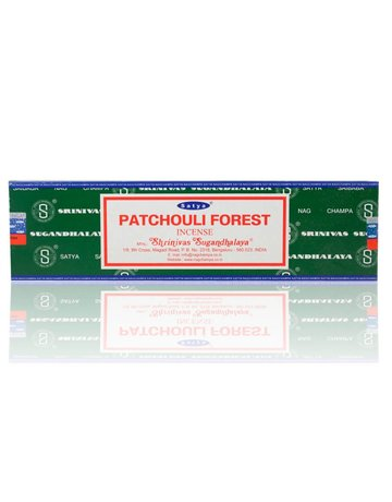 NAG15-PAT: PATCHOULI NAG CHAMPA INCENSE - 15GM BOX