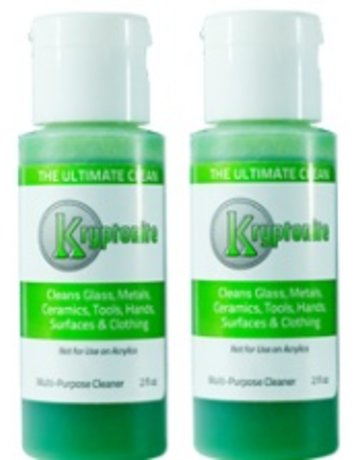 Kryptonite KLEAR-SM: KLEAR KRYPTONITE SMALL CLEANER 2OZ
