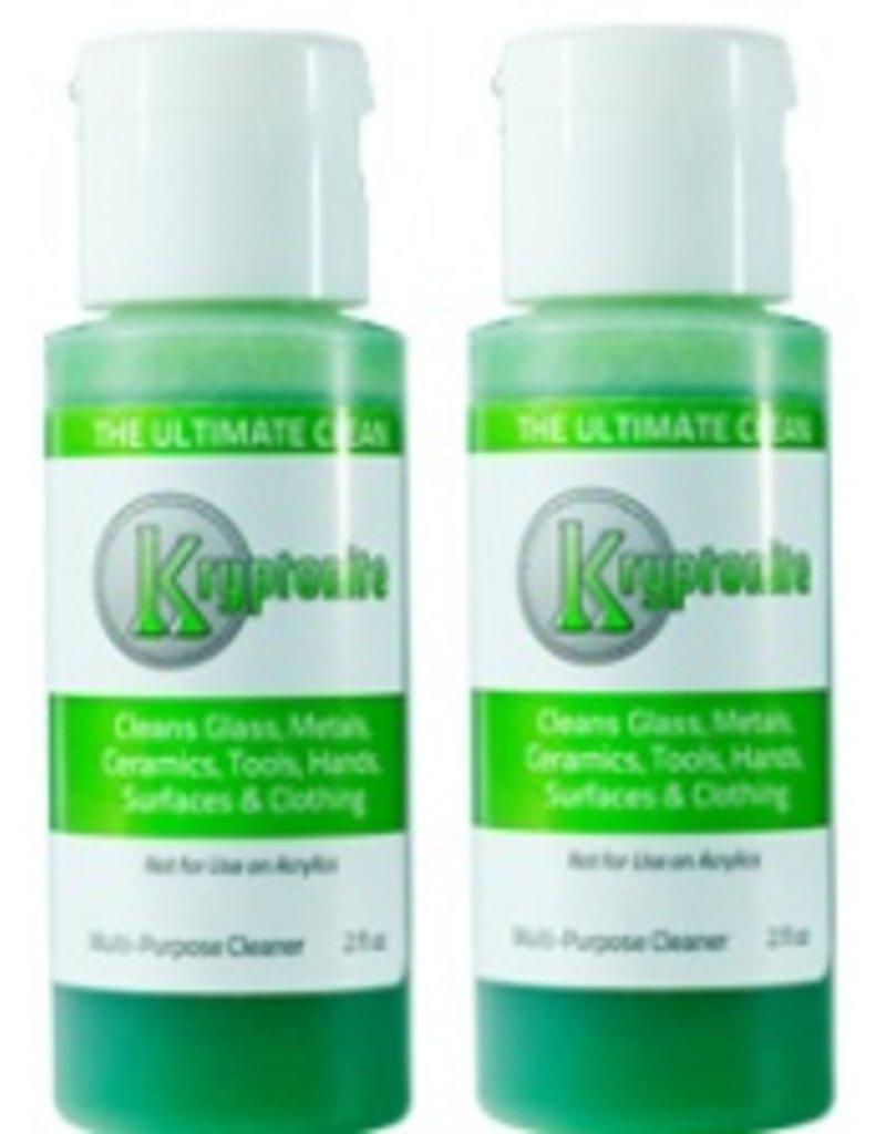 Kryptonite Small Klear Kryptonite Cleaner 2oz