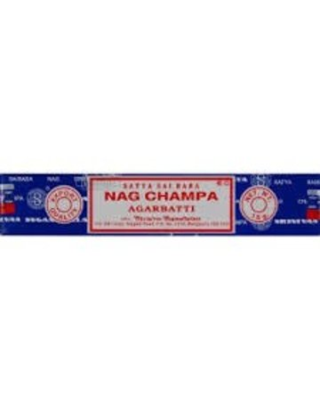 NAG15: NAG CHAMPA INCENSE - 15GM BOX