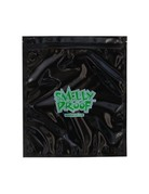 SmellyProof Large Black Smelly Proof Bag - Single (8.5in x 10in)