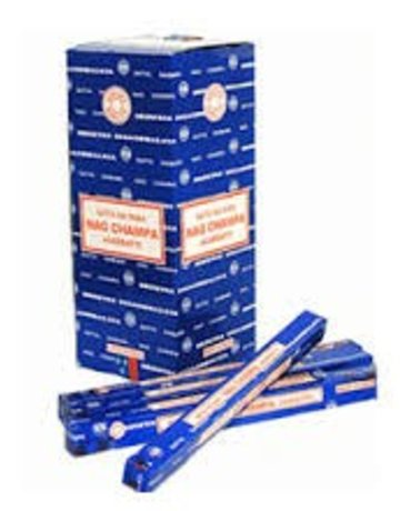 NAG10: NAG CHAMPA INCENSE - 10GM BOX