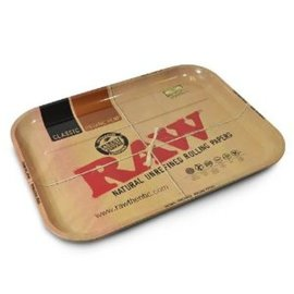 Raw Papers RAWROLLTRAY-LG: LARGE RAW ROLLING TRAY