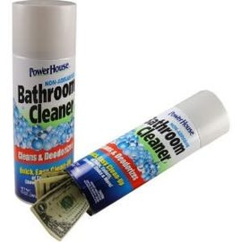 BATHROOM: BATHROOM CLEANER SAFE