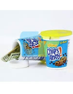 COOKIE: COOKIE SAFE  (CHIPS AHOY / OREO)