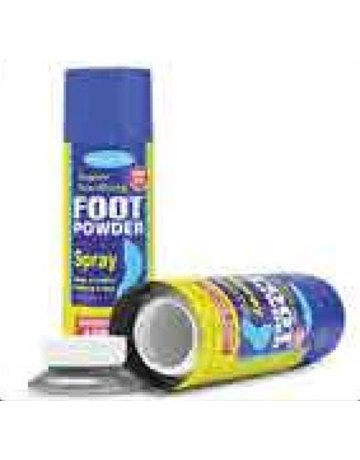 FOOTPOWDER: FOOTPOWDER SAFE