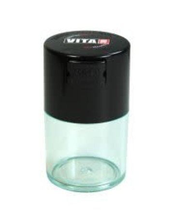Tightvac VITAVAC-C: CLEAR .7OZ TIGHTVAC STORAGE JAR