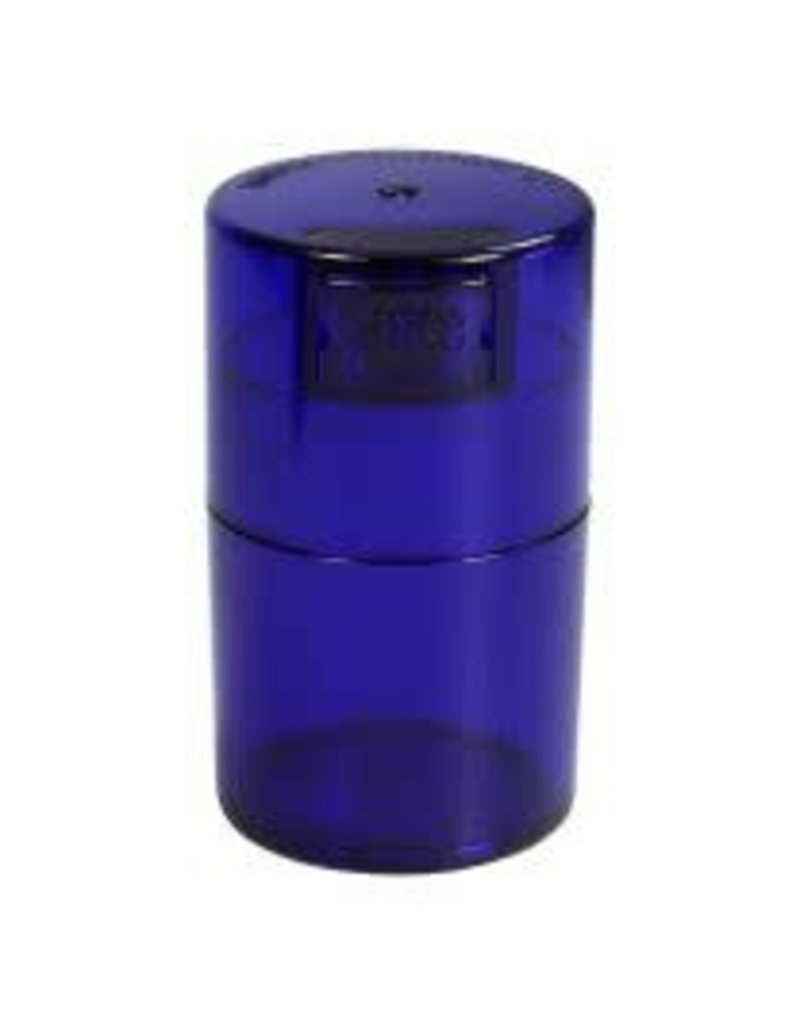 Tightvac Vitavac - Color Tint 0.7oz Tightvac - Air Tight Waterproof Smell Proof Storage Jar With Lid