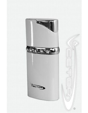Vector KGM TIFFANY: SINGLE FLAME VECTOR BUTANE TORCH LIGHTER (*x)