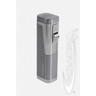 Vector KGM Urbano: 3-flame Vector Butane Torch Lighter