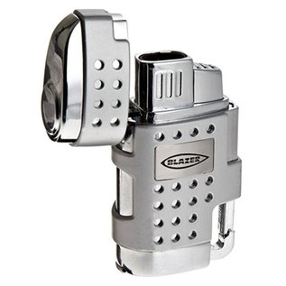 Blazer Products Evo - Dual Flame Butane Torch Lighter By Blazer Products