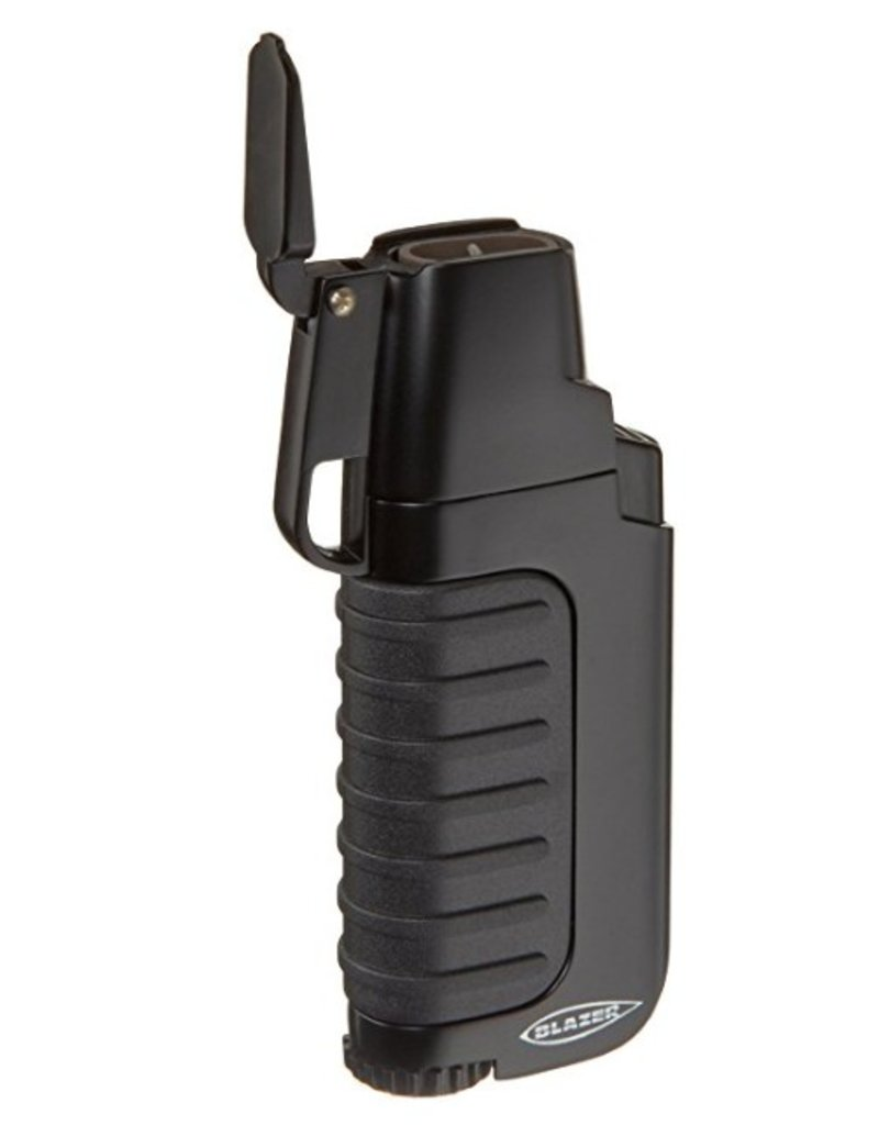 Blazer Products Venture Dual Flame Butane Torch Lighter From Blazer Products